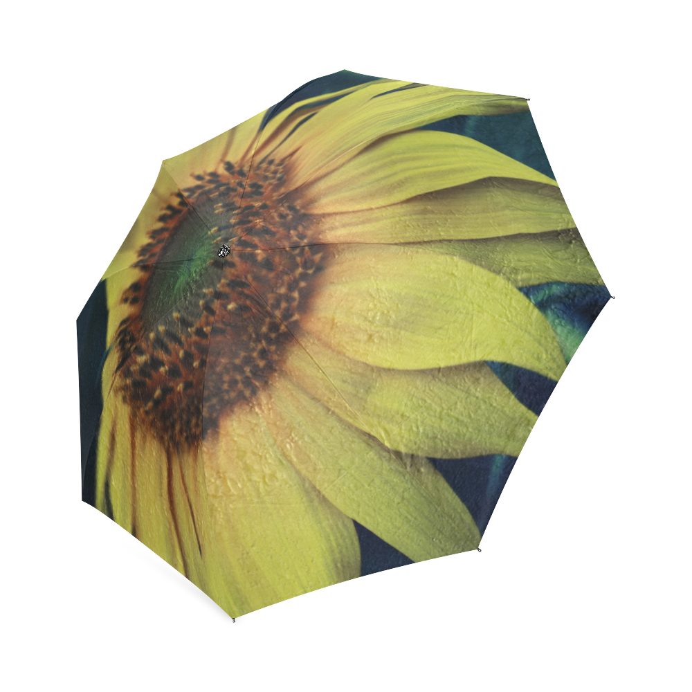Sunflower Foldable Umbrella (Model U01)