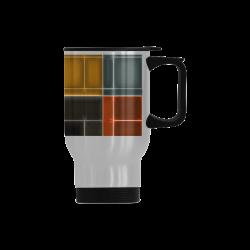 TechTile #2 - Jera Nour Travel Mug (Silver) (14 Oz)