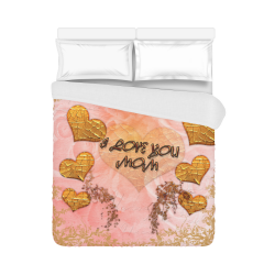 """Mother's day Duvet Cover 86""""x70"""" ( All-over-print)"""