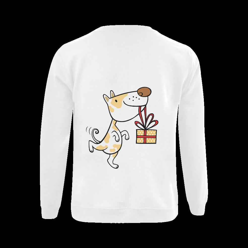 12322 Gildan Crewneck Sweatshirt(NEW) (Model H01)