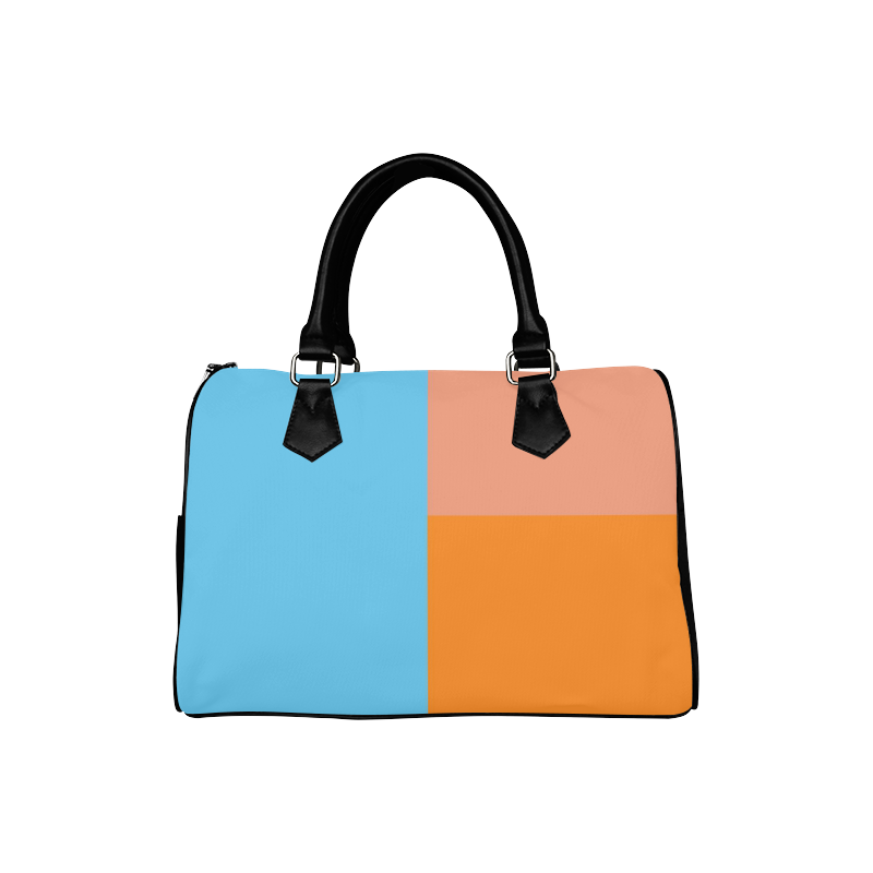 Clash Delight Boston Handbag (Model 1621)