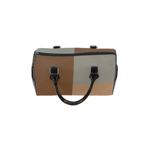 My Brown Boston Handbag (Model 1621)