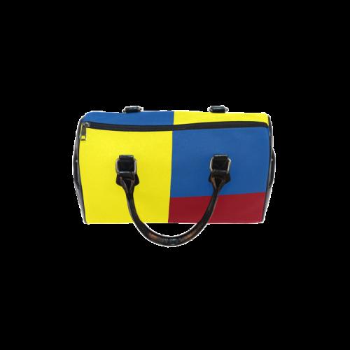 Primary Colours Boston Handbag (Model 1621)
