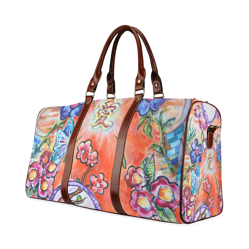 Janet Waterproof Travel Bag/Small (Model 1639)