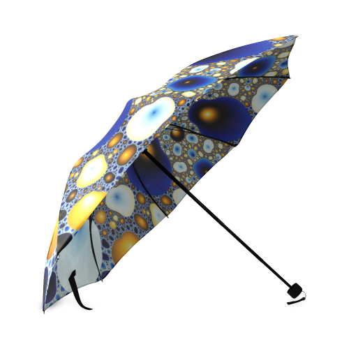 Egg Craters Foldable Umbrella (Model U01)
