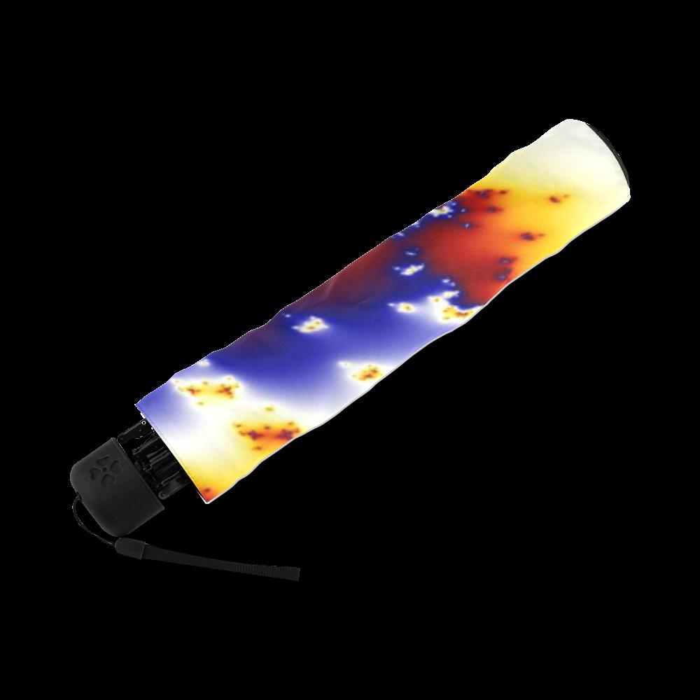 Fire Guitar Foldable Umbrella (Model U01)