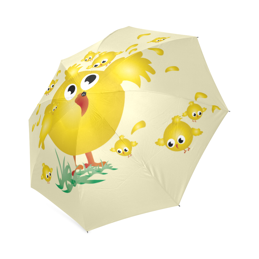 Chicks Foldable Umbrella (Model U01)