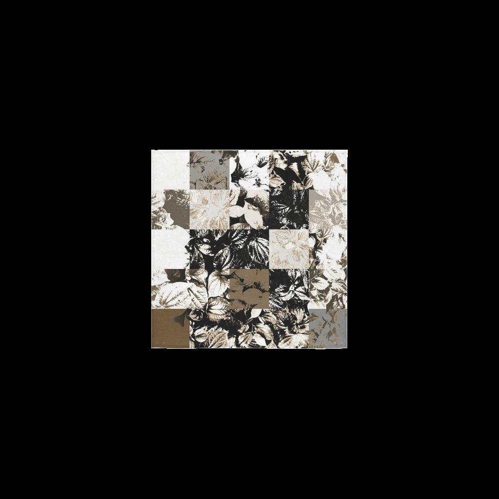 """Foliage Patchwork #8 - Jera Nour Square Towel 13""""x13"""""""