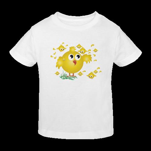 Chicks Sunny Youth T-shirt (Model T04)