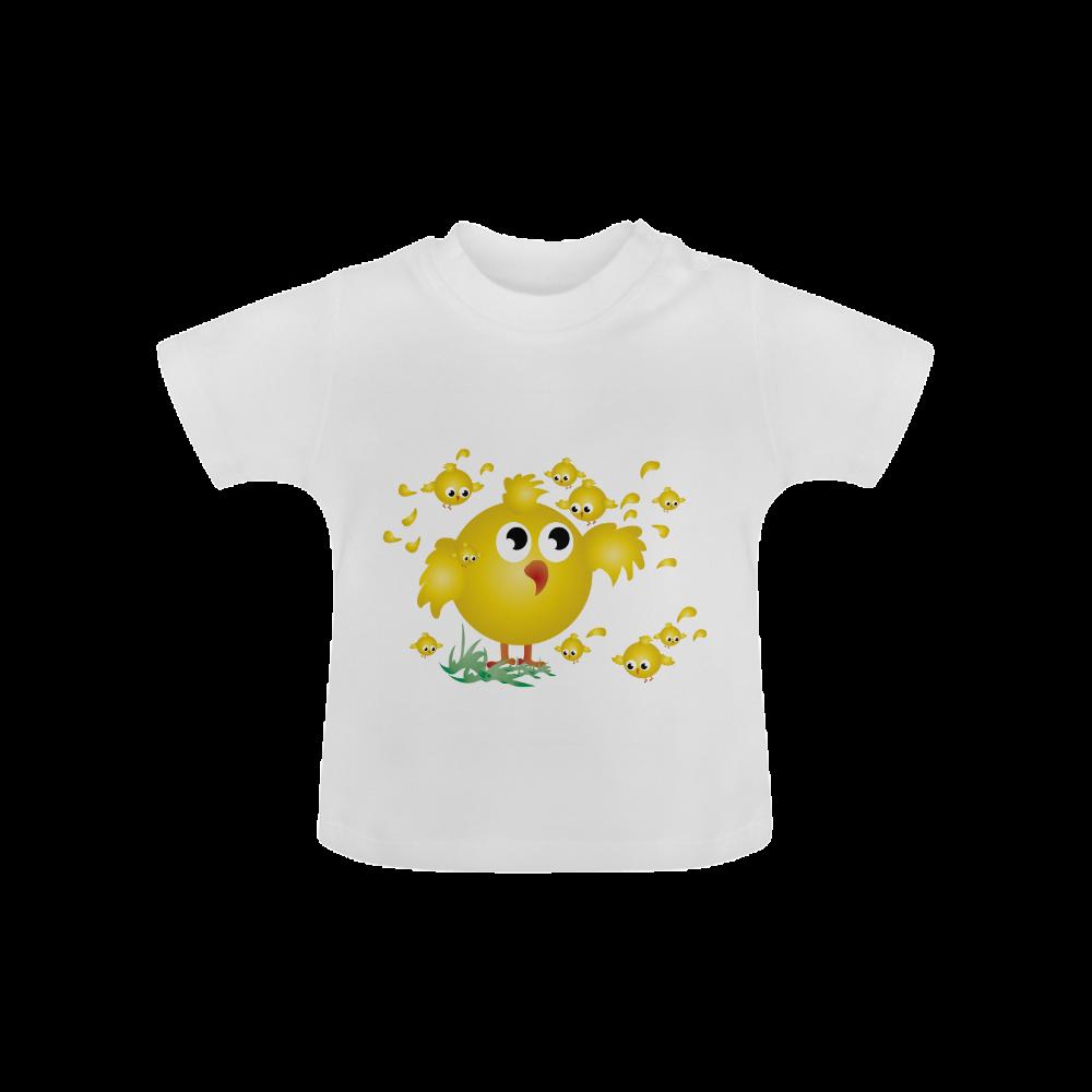 Chicks Baby Classic T-Shirt (Model T30)