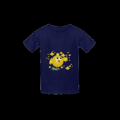 Chicks Kid's  Classic T-shirt (Model T22)