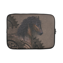 Steampunk Horse Custom Laptop Sleeve 15''