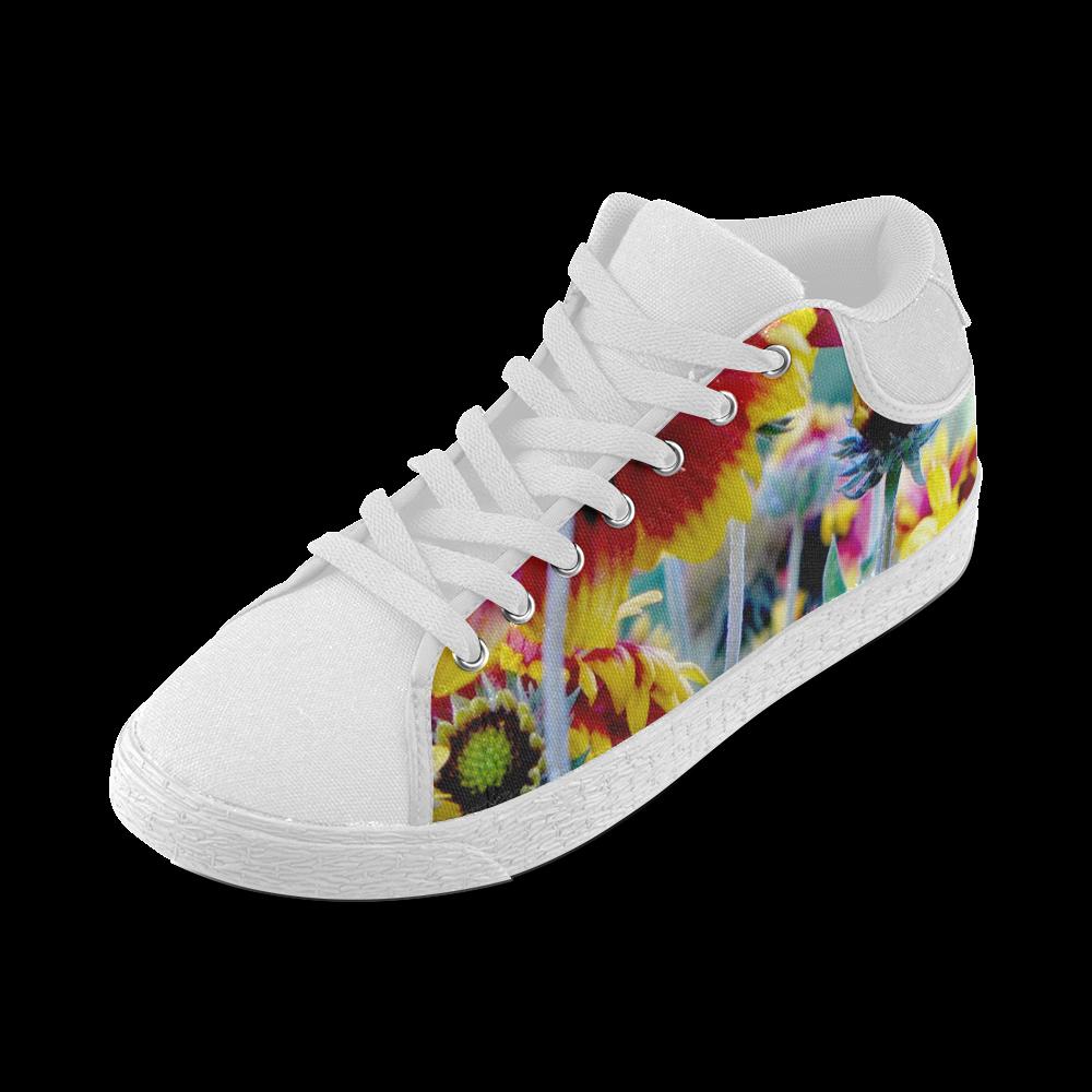Gerbera Women's Chukka Canvas Shoes (Model 003)
