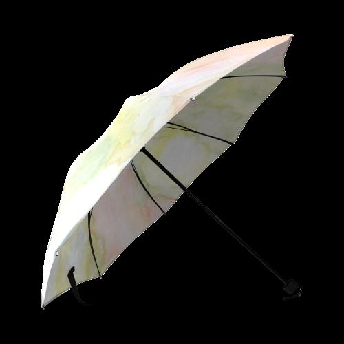Danse des Marguerites Foldable Umbrella (Model U01)