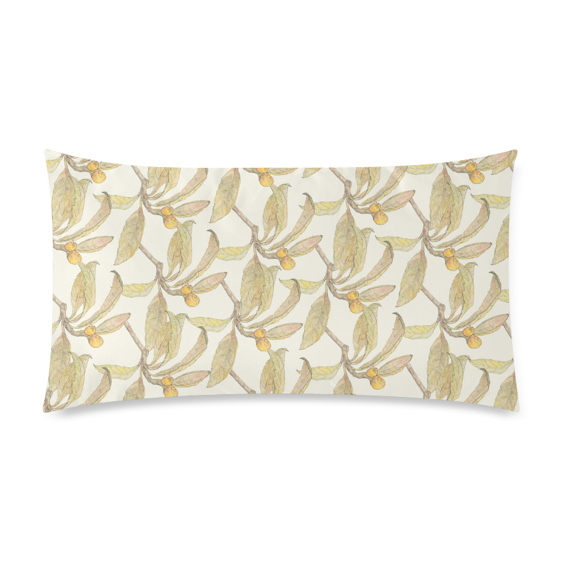 "Natural Style Custom Rectangle Pillow Case 20""x36"" (one side)"