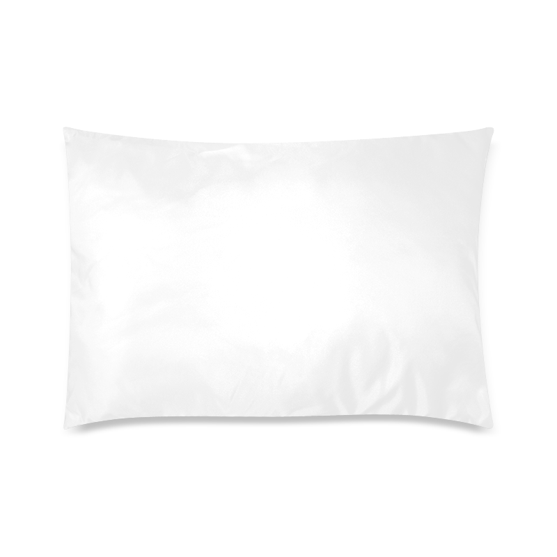 "Natural Style Custom Zippered Pillow Case 20""x30"" (one side)"