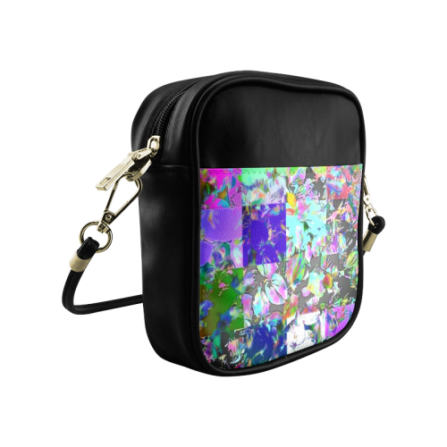 Foliage Patchwork #12 - Jera Nour Sling Bag (Model 1627)