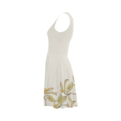 Natural-Style Atalanta Sundress (Model D04)