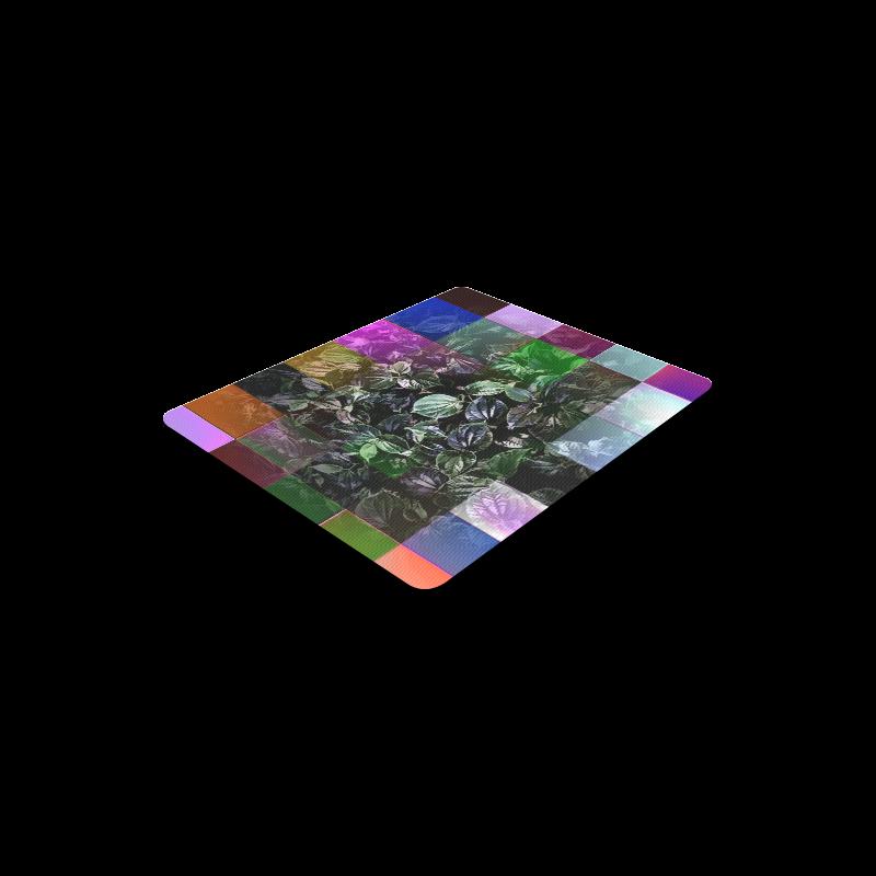 Foliage Patchwork #13 - Jera Nour Rectangle Mousepad
