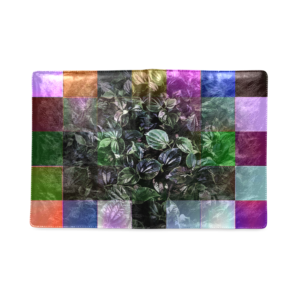 Foliage Patchwork #13 - Jera Nour Custom NoteBook B5