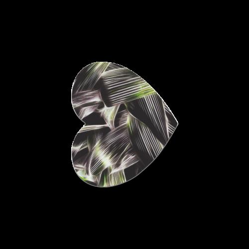 Foliage #8 - Jera Nour Heart Coaster