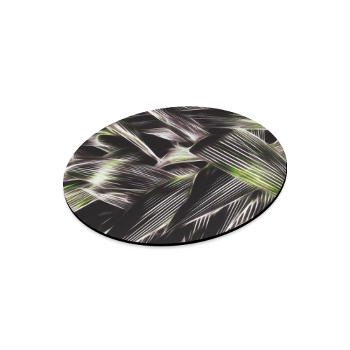 Foliage #8 - Jera Nour Round Mousepad