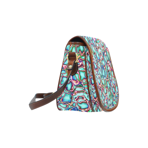 Blast-o-Blob #4 - Jera Nour Saddle Bag/Small (Model 1649) Full Customization