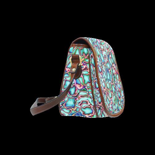 Blast-o-Blob #4 - Jera Nour Saddle Bag/Large (Model 1649)