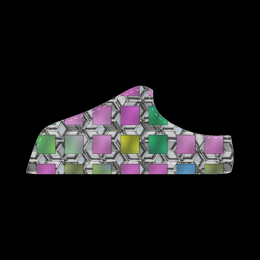 Square Nr1 Women's Chukka Canvas Shoes (Model 003)
