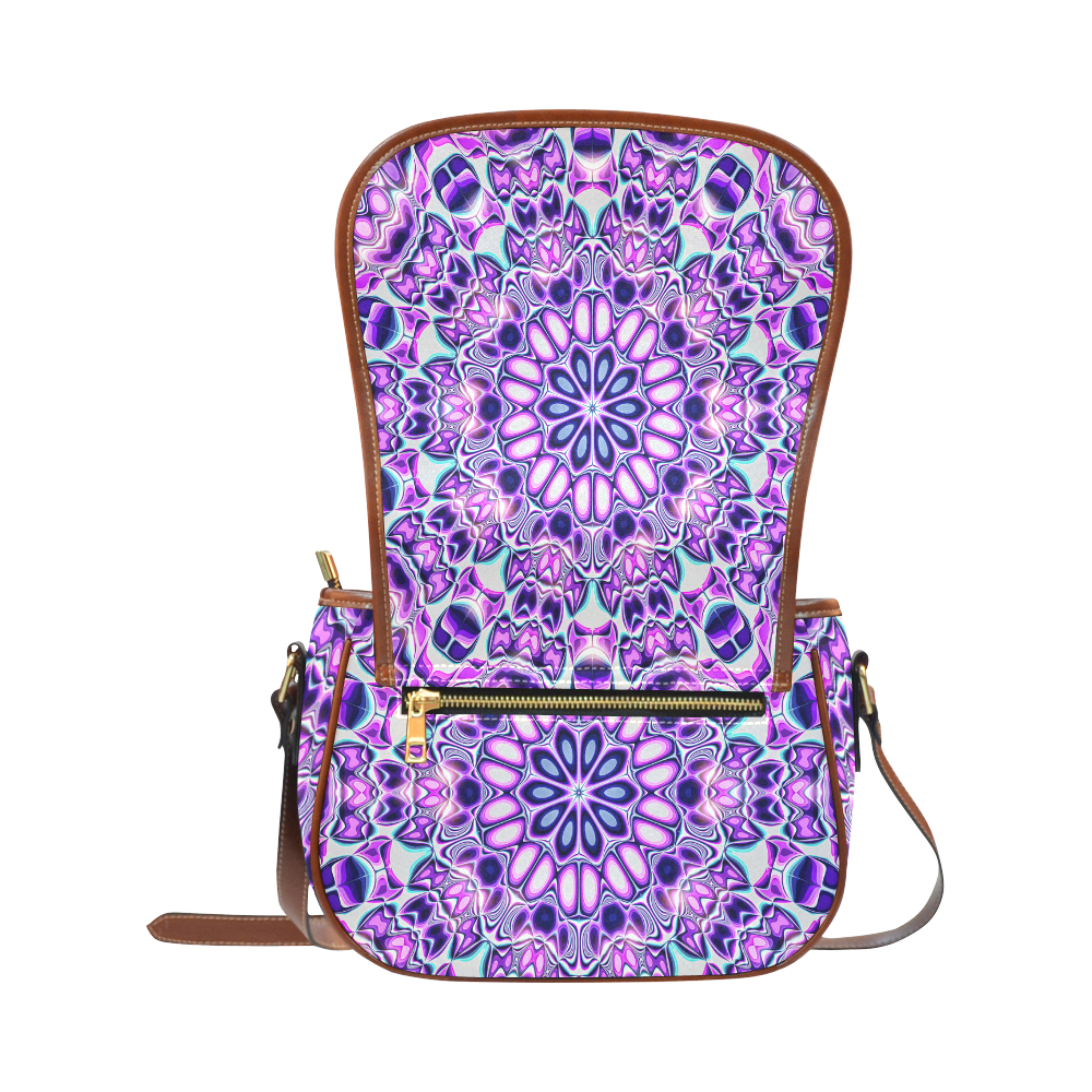 Blast-o-Blob #5 - Jera Nour Saddle Bag/Small (Model 1649) Full Customization