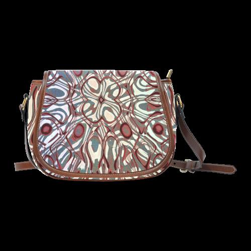 Blast-o-Blob #6 - Jera Nour Saddle Bag/Large (Model 1649)