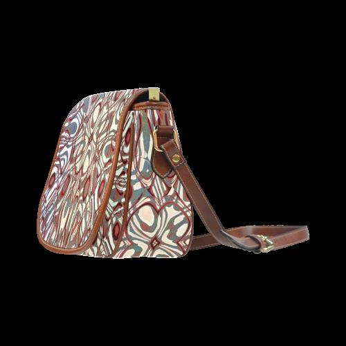 Blast-o-Blob #6 - Jera Nour Saddle Bag/Small (Model 1649) Full Customization