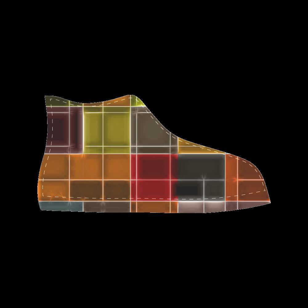 TechTile #2 - Jera Nour Aquila High Top Microfiber Leather Women's Shoes (Model 027)