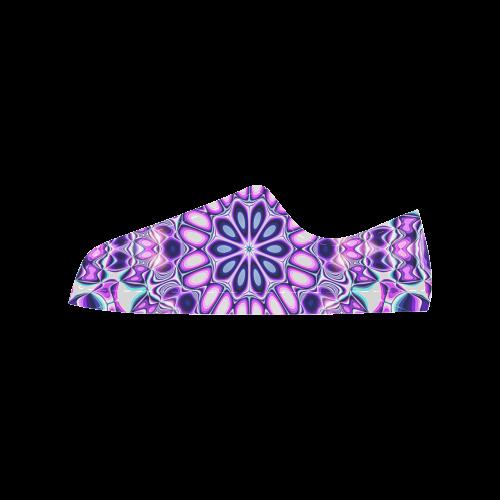 Blast-o-Blob #5 - Jera Nour Aquila Microfiber Leather Women's Shoes (Model 028)