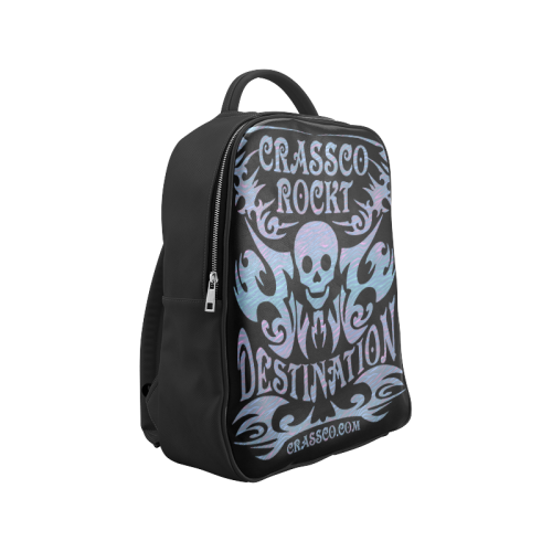 SKULL DESTINATION Popular Backpack (Model 1622)