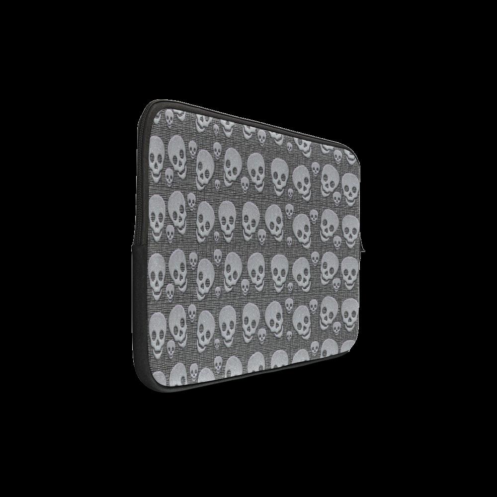 """SKULLS REVOLUTION Custom Sleeve for Laptop 17"""""""
