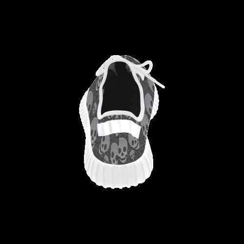 SKULLS EVOLUTION II Grus Women's Breathable Woven Running Shoes (Model 022)