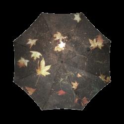 Fallen Leaves Foldable Umbrella (Model U01)