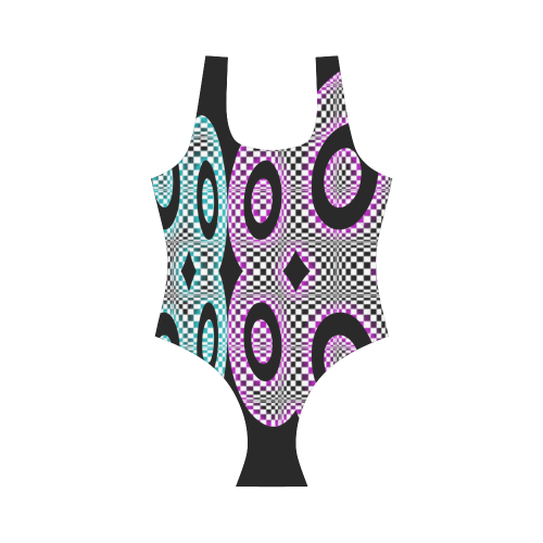 PARANOIA SW1 Vest One Piece Swimsuit (Model S04)