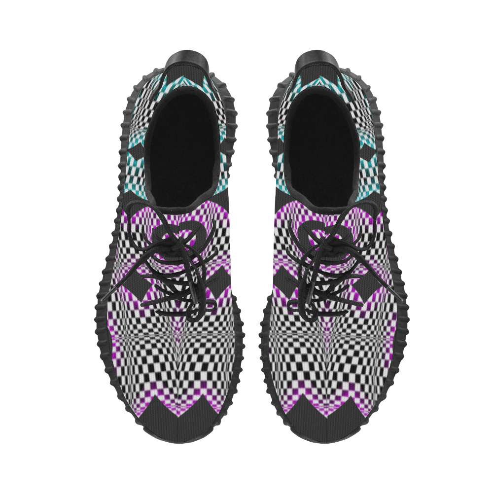 PARANOIA W1 Grus Women's Breathable Woven Running Shoes (Model 022)