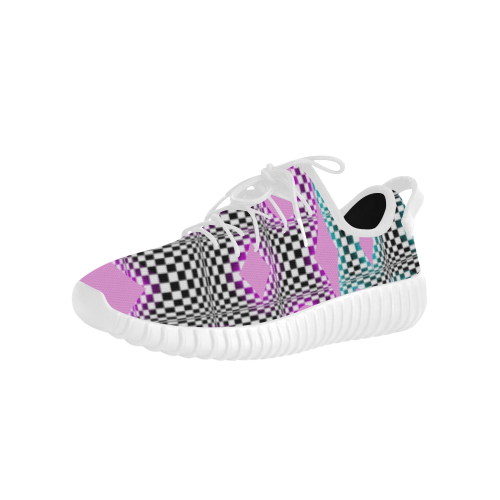 PARANOIA W3 Grus Women's Breathable Woven Running Shoes (Model 022)