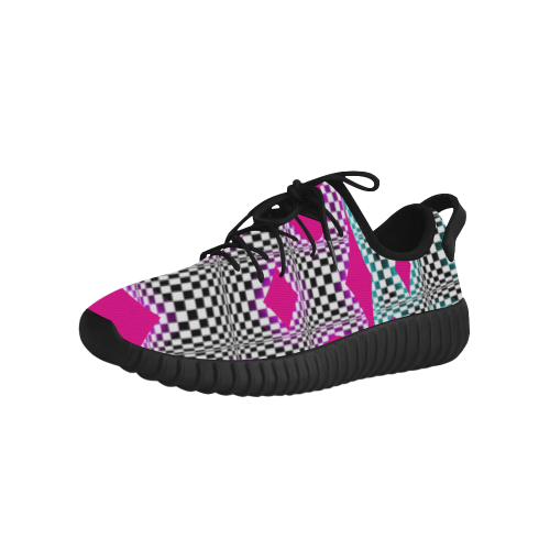 PARANOIA W2 Grus Women's Breathable Woven Running Shoes (Model 022)