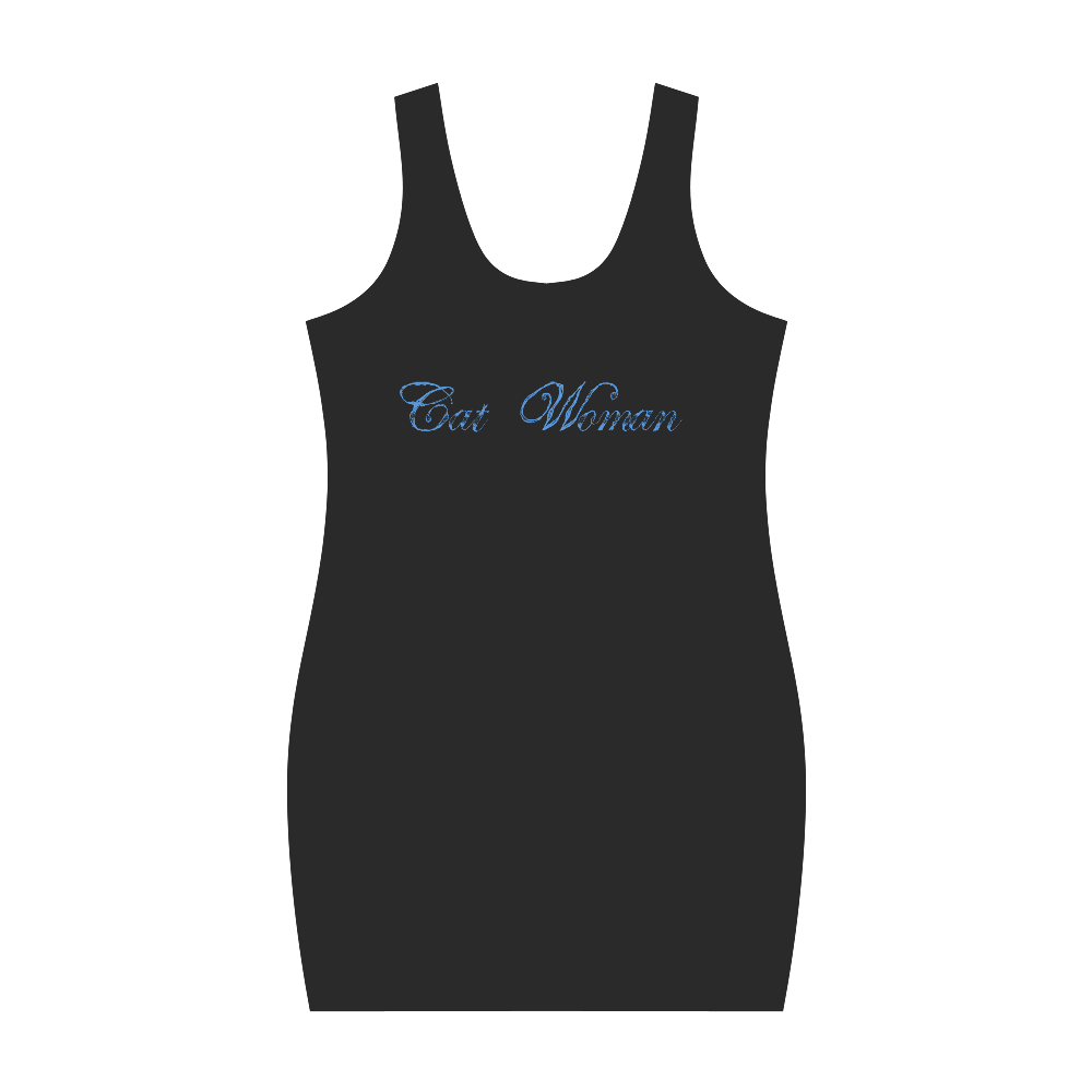Cat Woman Medea Vest Dress (Model D06)