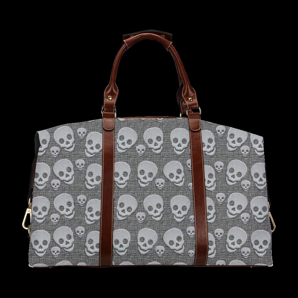 SKULLS EVOLUTION Classic Travel Bag (Model 1643)