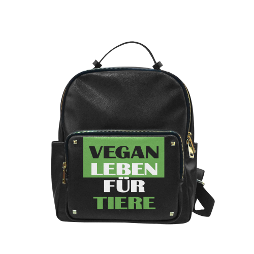 VEGAN LEBEN Campus backpack/Large (Model 1650)