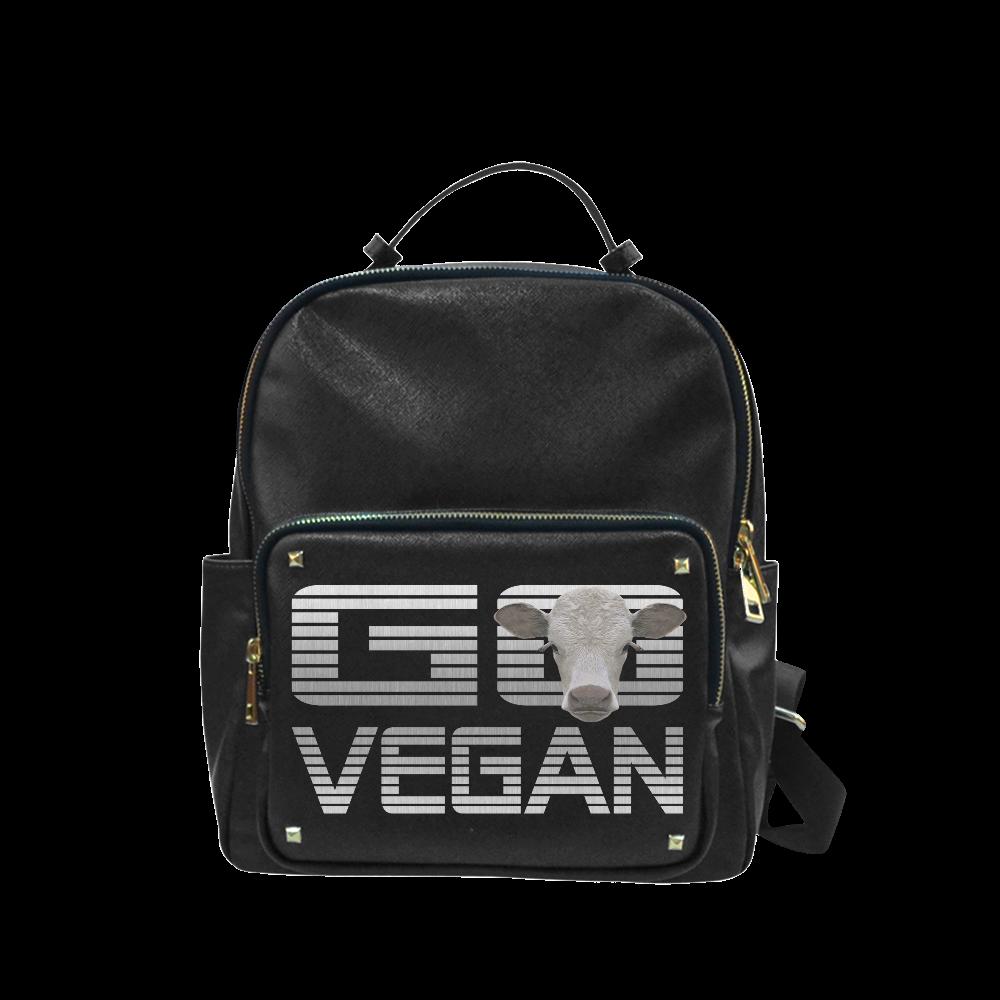 GO VEGAN CALF Campus backpack/Large (Model 1650)