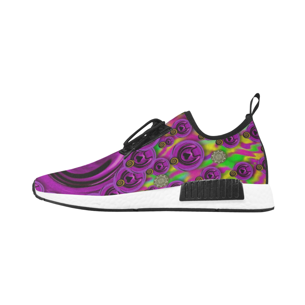 love for the fruit and stars in the Milky Way Women's Draco Running Shoes (Model 025)