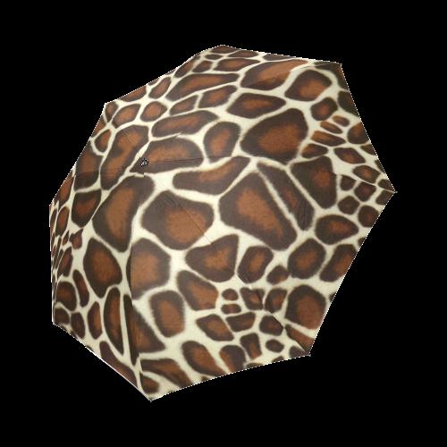 Giraffe Spots Foldable Umbrella (Model U01)