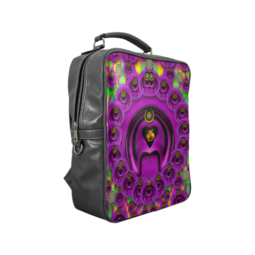 love for the fruit and stars in the Milky Way Square Backpack (Model 1618)