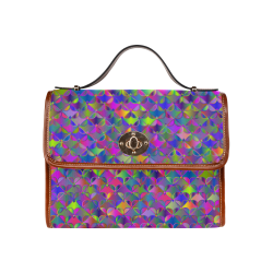 Hearts20160604 Waterproof Canvas Bag/All Over Print (Model 1641)